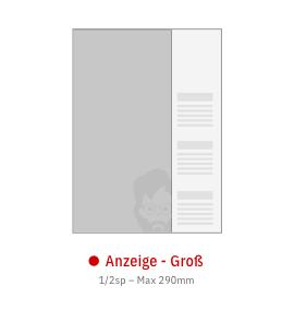 Anzeige Gross