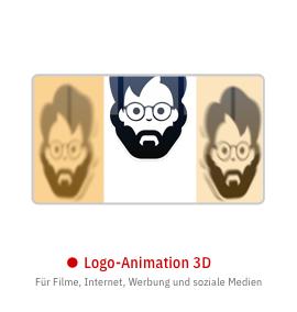 Logo Animation 3D