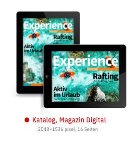 Digitaler Katalog Hoch