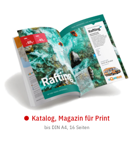 Print Katalog Hoch