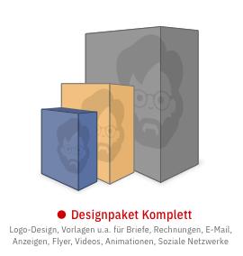 Design Paket Komplett