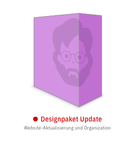 Designpaket Update