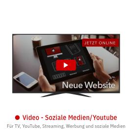 Video, Film Social Media