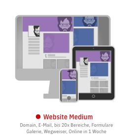 Website Medium