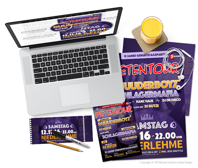 Fetentour-Event